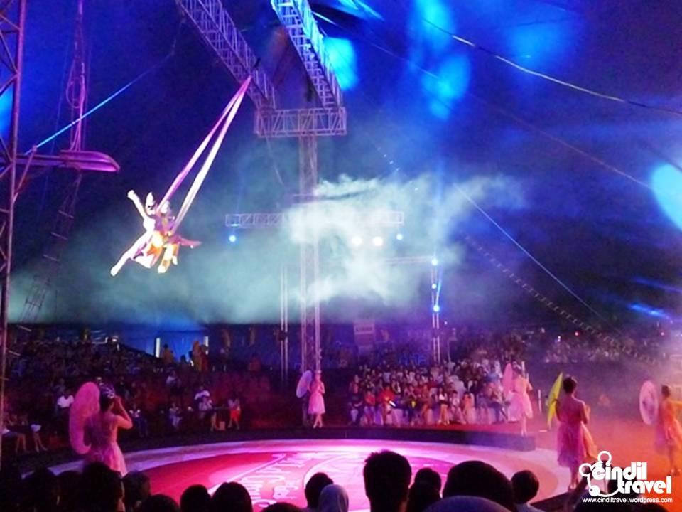 The Great World Circus Summarecon Mall Serpong 11