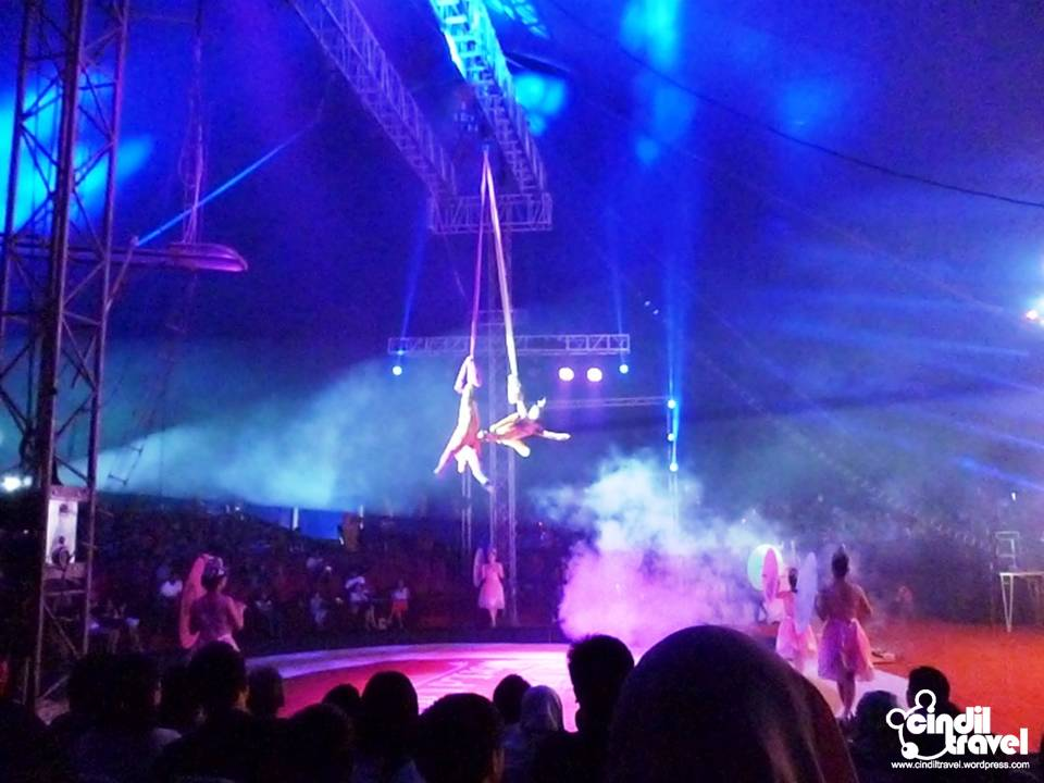The Great World Circus Summarecon Mall Serpong 12