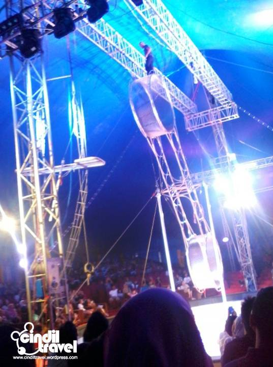 The Great World Circus Summarecon Mall Serpong 14