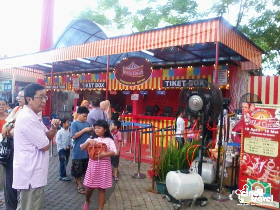 The Great World Circus Summarecon Mall Serpong 4