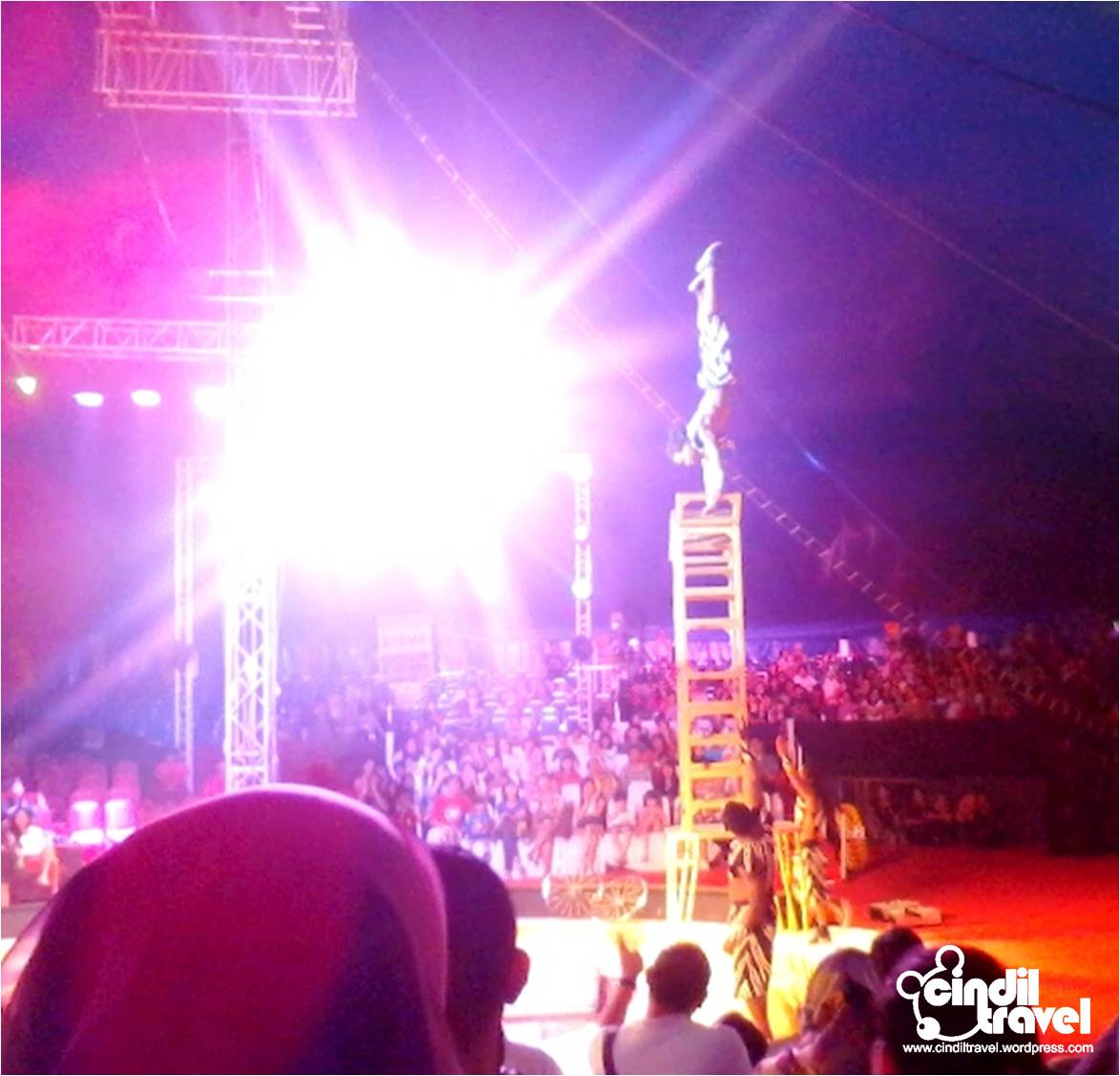 The Great World Circus Summarecon Mall Serpong 7