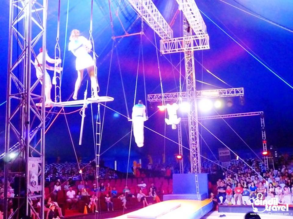 The Great World Circus Summarecon Mall Serpong 8
