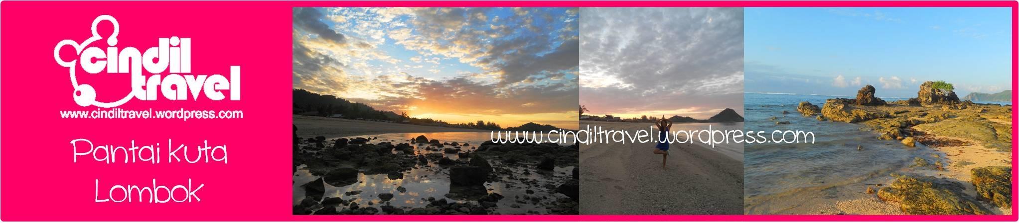Pantai Kuta Lombok Cindiltravel 1